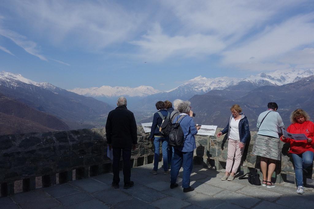 Hiking to La Sacra di San Michele, Torino, Italy   John Meckley   Flickr