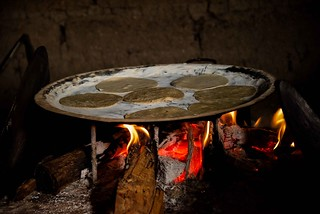 Cooking Tortillas | by Rod Waddington