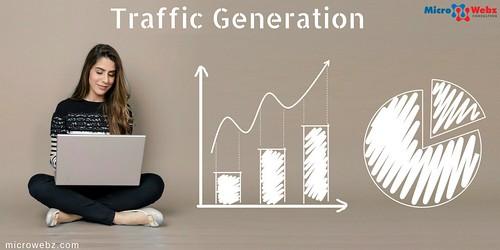 Traffic / Lead generation Website Maintenance from #microwebz