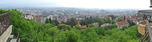 Panorama from View Inn Hotel Skopje | by sucramyef