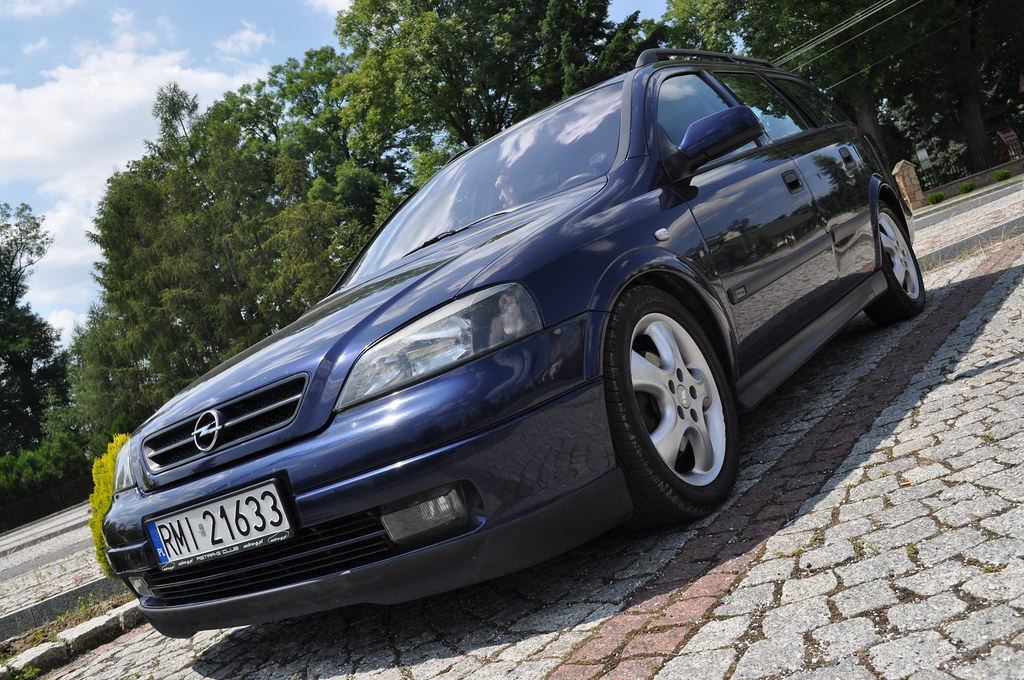 Opel Astra G Caravan Opc1 Www Designyourcar Pl Design Your Car Flickr