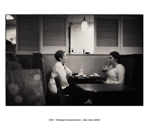 Vintage Conversation | by Godfrey DiGiorgi