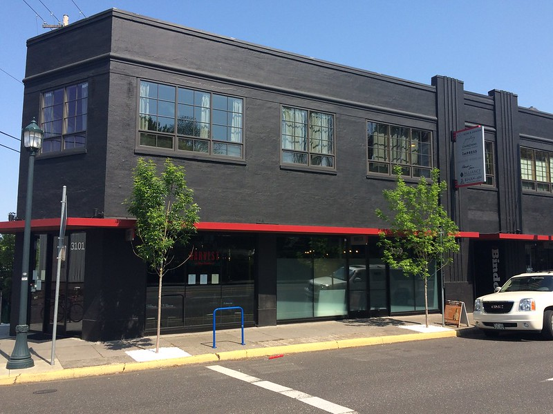 Bindery Building Exterior(May 2015)