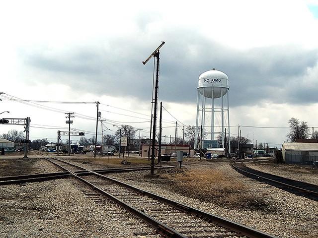 Tilt signal at Kokomo Indiana