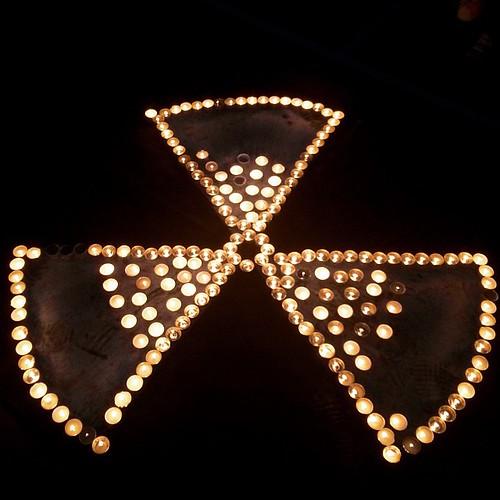 Record a les víctimes de l'accident nuclear de #Txernòbil en el seu 29è aniversari per l'associació Belarús #Gelida #Penedès
