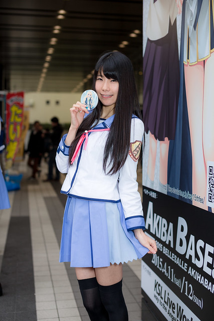 AKIBA Girls! -Key 15th Anniversary Event (Akihabara, Tokyo, Japan)