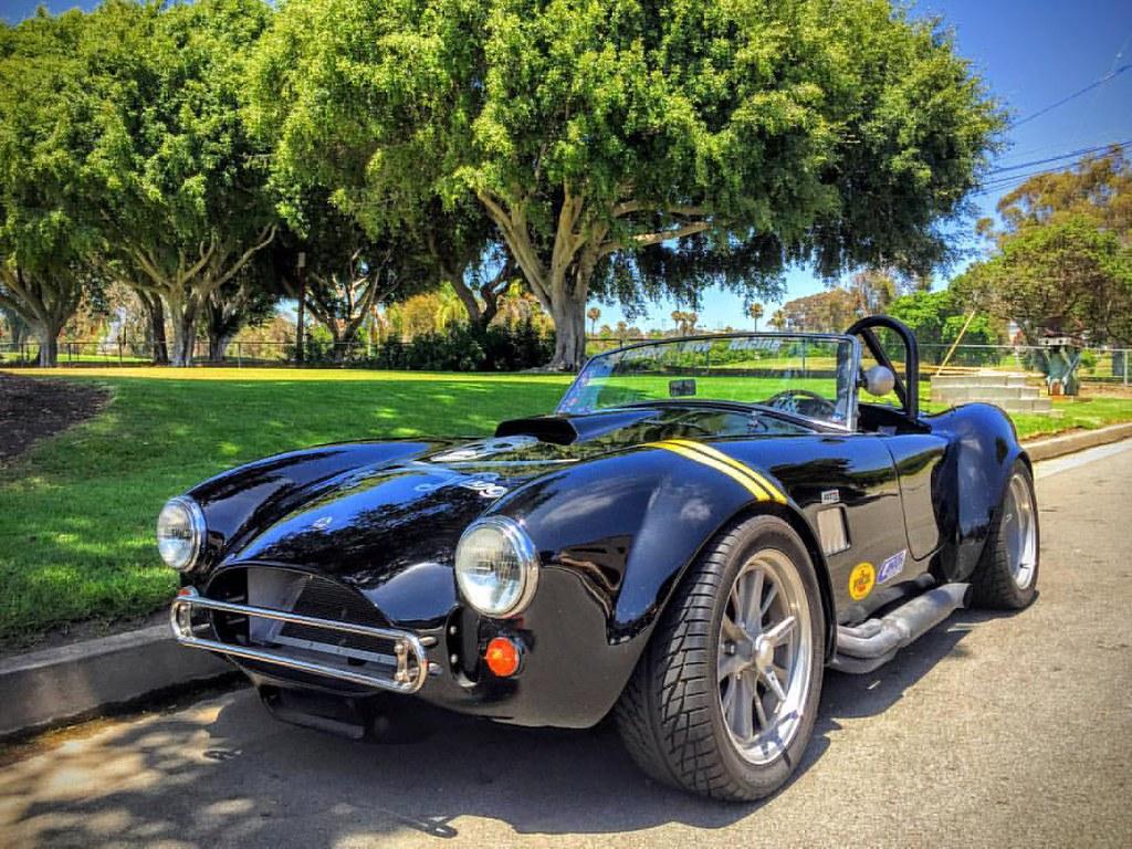 Cobra Kit Car >> Black 1965 Cobra Kit Car Darin Mcclure Flickr