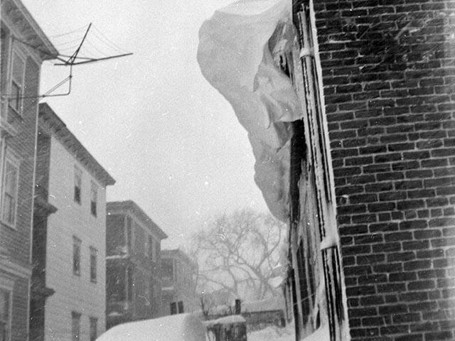 Blizzard 1956: My House