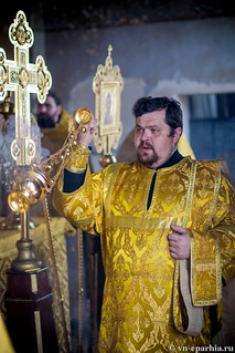 Литургия в Ильинском соборе 520
