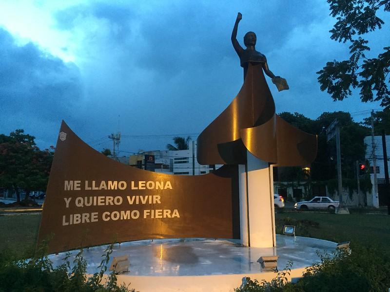 Monumento a Leona Vicario