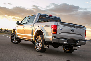 Silver F150 | by truckhardware