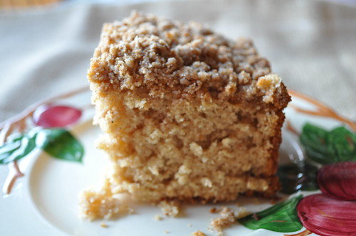 Classic Coffee Cake | by twoyoungladies