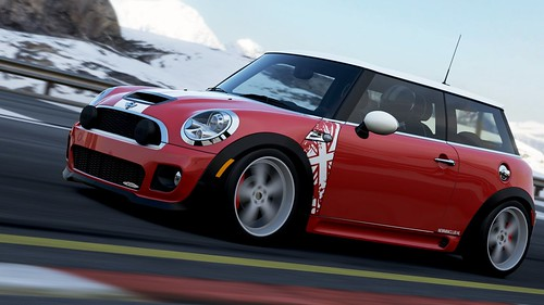 Forza Motorsport 5 - 2009 Mini John Cooper Works | by DJKustoms