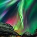 Aurora, Norway by Wayne Pinkston