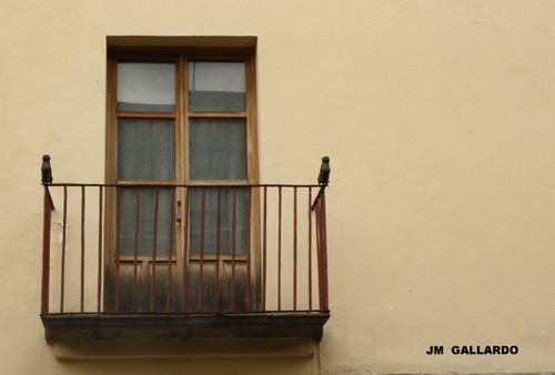 Ventana balcon - Puebla