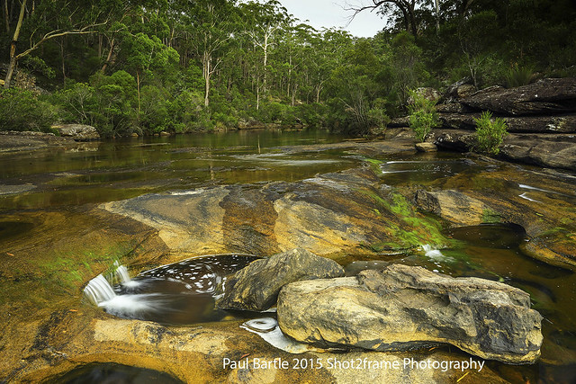 Georges River - The Basin - Kentlyn NSW