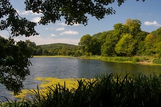 The Capability Brown lake