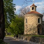 Pyhän Martinan kappeli