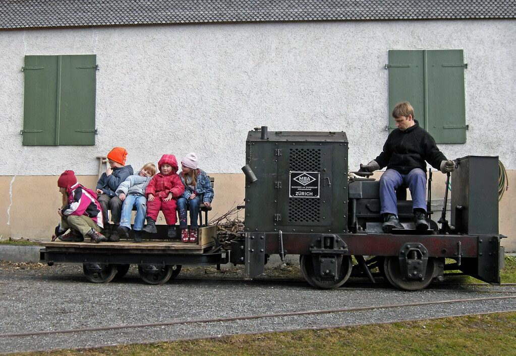 7 März 2009 Eisenbahn Passion Im Garten A Garden Railway Flickr