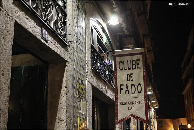 Clube do Fado.