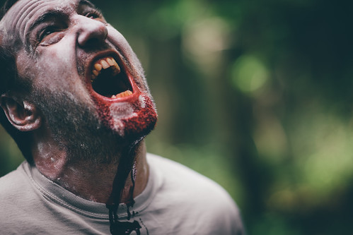 Roaring Zombie