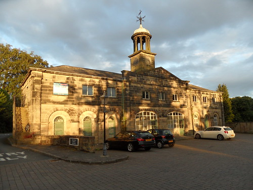 Roundhay Mansion stables