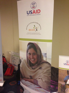USAID COPs in Education Reception, CIES 2015