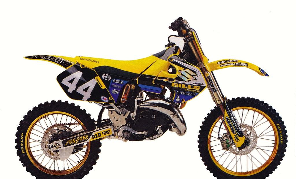 2000 Bill U0026 39 S Pipes Primal Impulse Suzuki Rm125 Of Brandon J