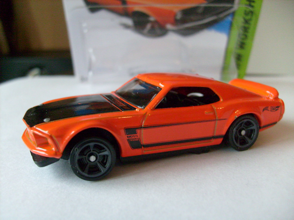 Hot wheels 1969 ford mustang boss 302 1 64 by ambassador84 over 13 million