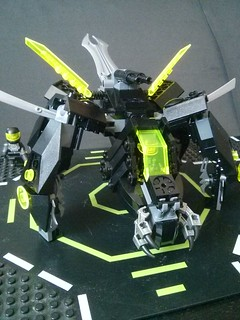 Neo Blacktron III Builds and MOCs | by Xand0r