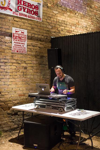 DJ Parking Only