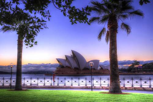 ocean morning sea sky green art night clouds sunrise canon palms bay opera sydney australia nsw hyatt operahouse hdr aida sydneyoperahouse hyatthotel nauture aidaopera mariobekes mariobekesphotography operaatbay