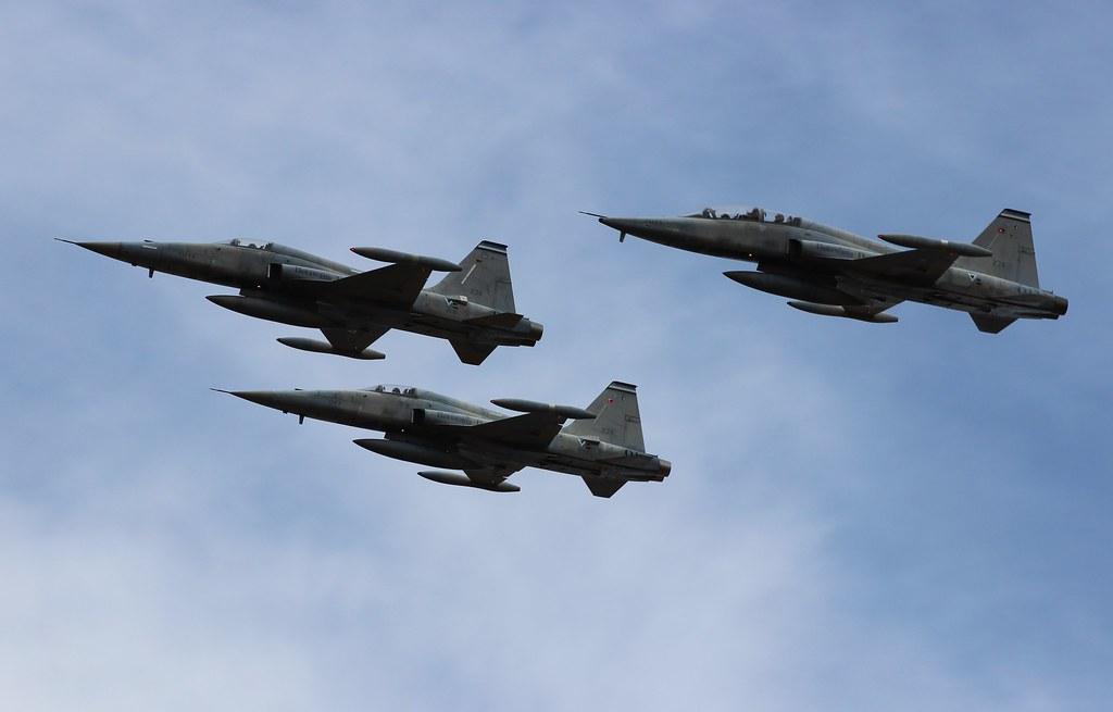 BDF Day 2015 - Final practice F-5s