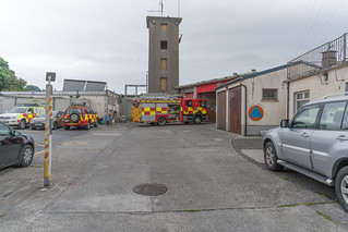 GALWAY FIRE STATION [THE BACK GATE]-119824