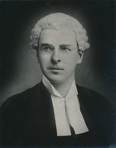 Photograph of E.E.A. DuVernet   by Archives of the Law Society of Ontario