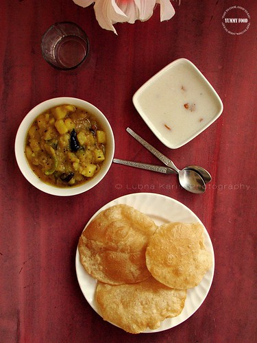 Mutigrain Poori's - Indian Deep Fried Bread | by lubnakarim06