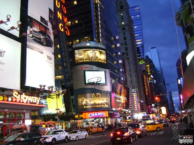 NYC Times Square 141