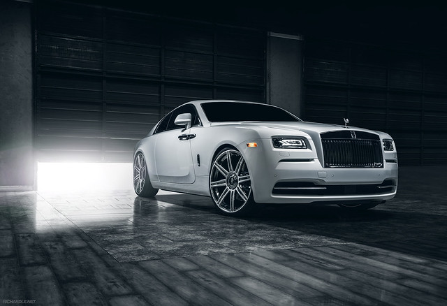 DeMarcus Cousins' Rolls Royce Wraith for Vellano Wheels