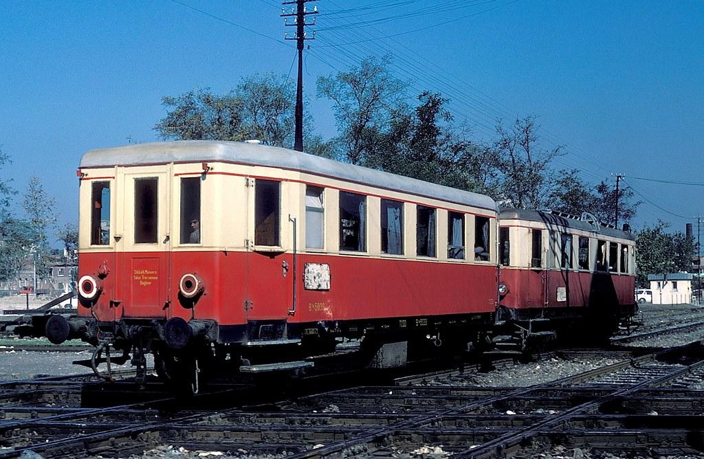 Mv50 33 Izmir 20 09 78 Foto K W Koch Bahnbilder Von W H Brutzer Flickr