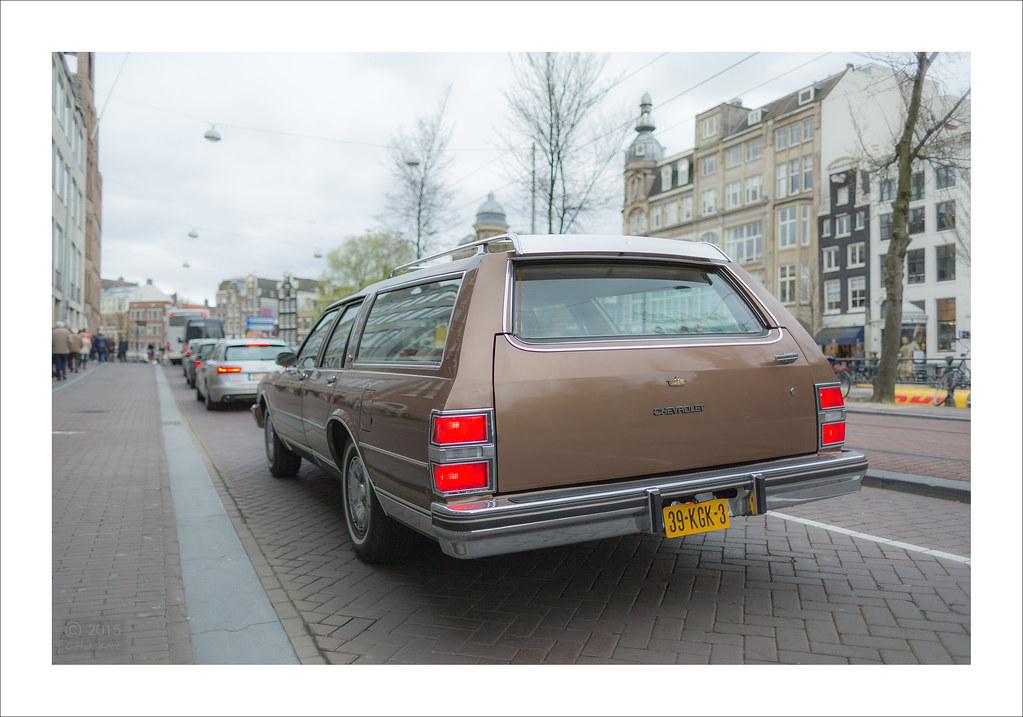 1985 Chevrolet Caprice Classic | Cruisin' Amsterdam | Chris 1971