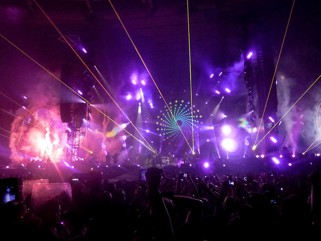 Coldplay - Mylo Xyloto Tour - Stade de France, Paris (2012)