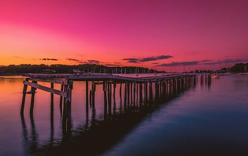 1635mm 2016 august huntingtonbay tomreese sunset wowographycom 5168862 goldstarbattalionbeach pier decay longexposure boats dramatic serene longisland ny 500px