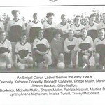 An Errigal Ciaran ladies Team of the early 1990s