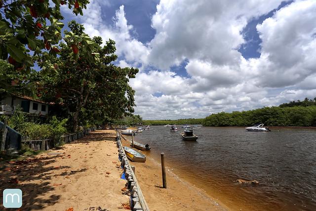 Caraíva na Bahia