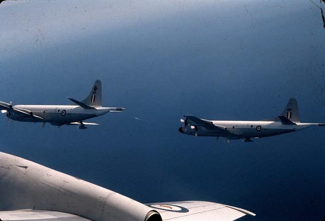 RAAF Orion Formation 3