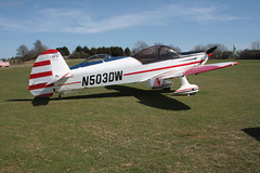 N503DW Popham Mudry CAP-10B C/N 202