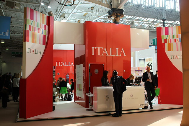 Italia - London Book Fair 2015
