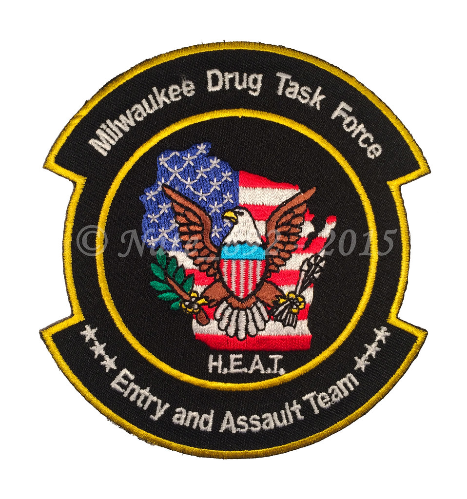 Milwaukee Drug Task Force H E A T  Entry and Assault Team