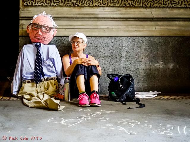 Bernie or Jill or Bust