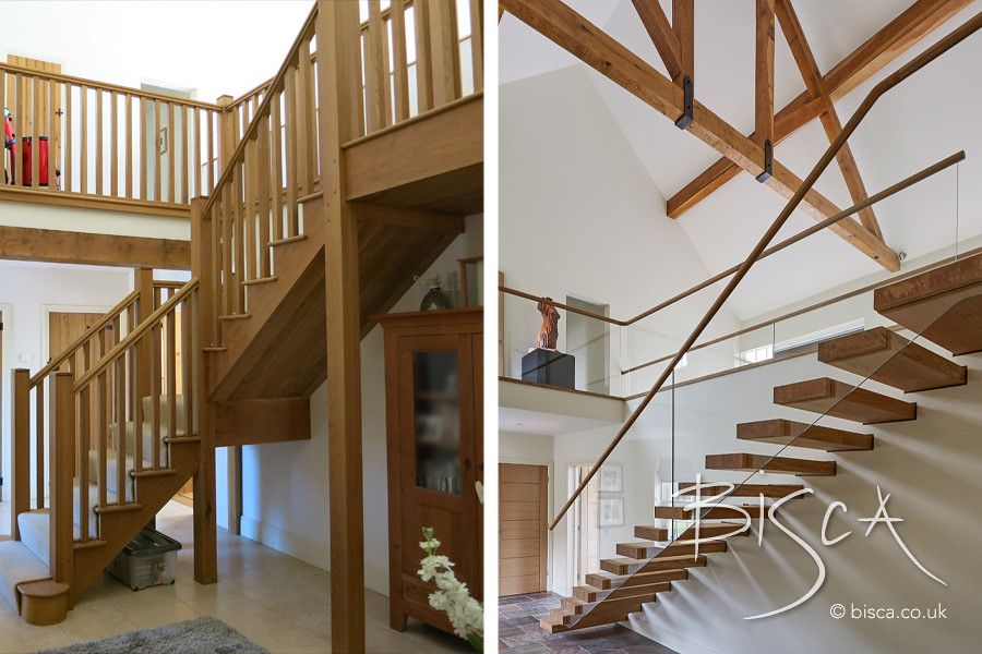 4766-Bisca-open-rise-cantilever-staircase-before-after | Flickr